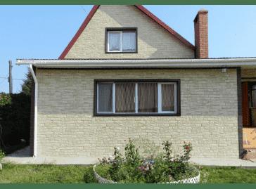 Фасадные панели Döcke Коллекция EDEL